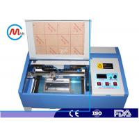 Wholesale Desktop Laser Engraver Mini Cnc Laser Cutting Machine For Wood MDF Plastic from china suppliers