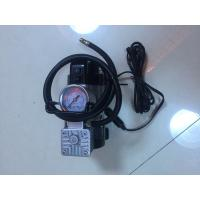 Wholesale Most Popular Single Small Air Compressor With Light For All Cars Sliver And Red from china suppliers