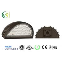 Wholesale Unique Design Exterior 70W led Wall Pack Lighting 120lm/w With Bronze Finish , UL CUL Approved from china suppliers