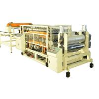 Wholesale Glazed Plastic Roofing Sheet Extrusion Line, PVC Wave Tile Extruder Machine from china suppliers