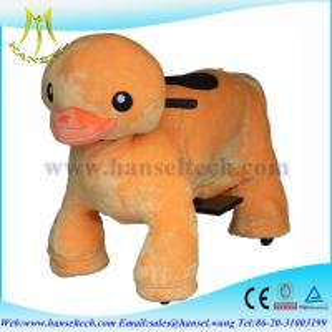 Wholesale Hansel new kiddie ride amusement kiddie rides dog walking machine from china suppliers