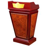Wholesale Classic Stand Up Rostrum- Church Rostrums from china suppliers