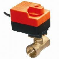 Wholesale Electric Motorized Valve, Convenient for Dismounting, Dustproof and Waterproof from china suppliers