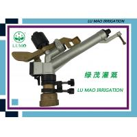 Wholesale Rotating Irrigation Water Sprinkler , Rain Gun Sprinkler Brass Nozzle from china suppliers
