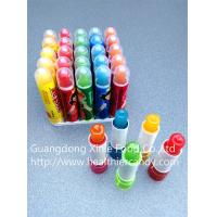 Wholesale Lipstick Candy , Funny And Lovely Shape Fashionable Sweet Candy from china suppliers