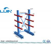 Wholesale Single Sided Cantilever Storage Racks 200 - 2000kg Loading Capacity Per Level from china suppliers