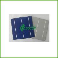 Wholesale Deep Blue 3 Busbar Polycrystalline Silicon Solar Cell 156*156mm 3bb from china suppliers