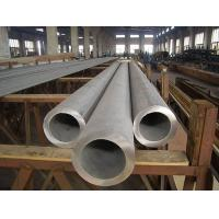Quality TP316l DIN Stainless Steel Seamless Pipe In Gas SS Pipe / Flange SCH5S To SCHXXS for sale