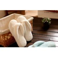 Wholesale Close toe coral plush hotel  indoor warm Flip flops womens washable slippers S/M/L from china suppliers