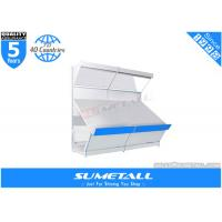 Wholesale Convenience Store Metal Supermarket Shop Display Shelf For Vegetable Fruits Showing from china suppliers