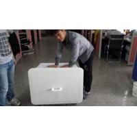 Wholesale 200L accept customized order  plastic material solid style storage crates with lid from china suppliers