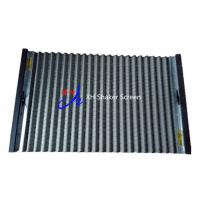 Wholesale 500 Mud Shale Shaker Screen Solid Control Equipment Use Oil Drilling 1050*695mm from china suppliers