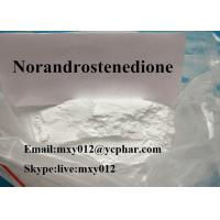 Wholesale 99% Purity  White powder Muscle Building Prohormone Steroids Norandrostenedione from china suppliers