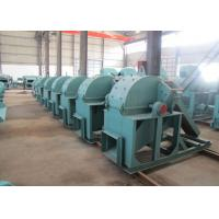 Buy cheap Home Electric Wood Crusher Machine For Sawdust / Tree Shredder from wholesalers