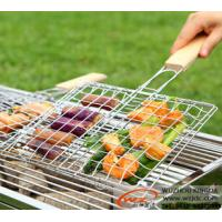 Quality Stainless steel wire mesh cooking baskets for sale