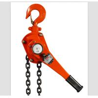 Wholesale Construction Material Lifting Equipment Steel Lever Hoist Dustproof from china suppliers