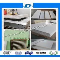 Wholesale PTFE sheet manufactory smooth ptfe square sheet from china suppliers