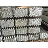 Wholesale Hot Rolled Mild Steel Angle Bar With JIS  grade  SS400 Bar Cutting / Bending / Drilling Hole for construction material from china suppliers