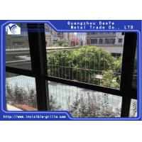 China Child Proof Nets Door Window Security Grill , Safety Casement Invisible Grille on sale
