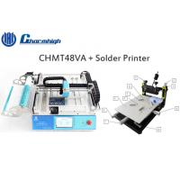 Wholesale High Precise Manual Solder Printer Pick And Place Vision System Surface Mount Device from china suppliers