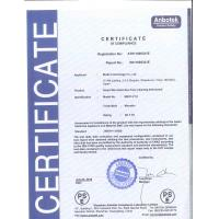 Wuda Technology Co., Ltd Certifications