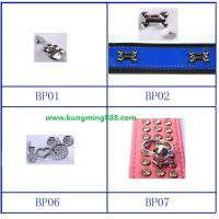 Buy cheap Customized logo rivets,rhinestone rivets,metal rivets,crystal rivets  from wholesalers
