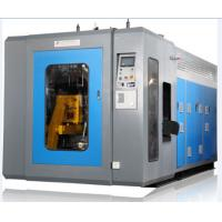Quality High Speed Engine Oil HDPE Bottle Blow Molding Machines Single / Double Station for sale