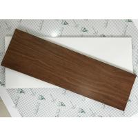 Wholesale Exterior Soffit Metal Ceiling System C - Shaped Wood Grain Suspended Ceiling Tiles from china suppliers