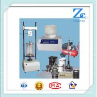 Buy cheap C001 2018 New Strain soil control automatic triaxial apparatus from wholesalers