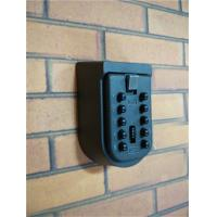 Wholesale 10 Push Button Combination Original Outdoor Key Safe Box Wall Mounted from china suppliers