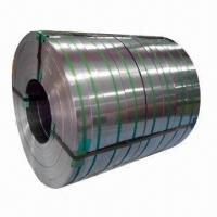 Wholesale 201# Stainless Steel Strips/Coils for Building Material, 3.2 to 550mm Width from china suppliers