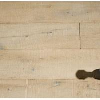 Buy cheap Classic Oak Engineered Wood Flooring with sawn mark and white stained from wholesalers