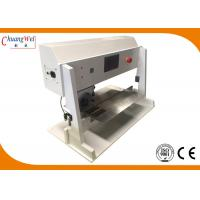 Wholesale Automatic Moving V-Cut PCB Separator Motorized SMT Process CE Approved from china suppliers