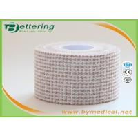 Wholesale 2.5cm Check Pattern H-Eab Synthetic Elastic Adhesive Bandage EAB finger wrapping tape thumb tape bandage from china suppliers
