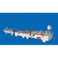 Wholesale ZH-800G / 880G / 1000G Automatic Folder Gluer Carton Packaging Machine For Packaging Box from china suppliers
