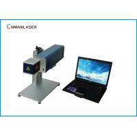 Wholesale Leather Textile 20w Portable Co2 Laser Marker Machine With Galvo Scanning Head from china suppliers