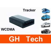 Wholesale Satellite 3G GPS Tracker Web Based GPS Tracker Backup Battery Can Connect With RFID Chip Card Sensor from china suppliers