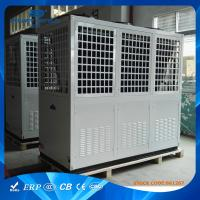 Wholesale Water Heater Parallel Control Commercial Heat Pump 30kw ~ 85kw 380V / 60Hz from china suppliers