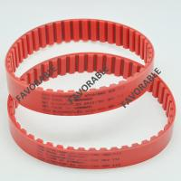 Wholesale 127991 Red Synchroflex AT10 460 Gen Polyurethane Timing Belts for Lectra Cutter from china suppliers