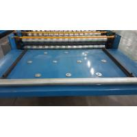 Wholesale Automated Roofing Sheet Corrugated Roll Forming Machine / Glazed Roof Panel Making Machines from china suppliers