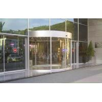 Wholesale Full or semi circle Concave or convex version arc door / curved glass doors from china suppliers