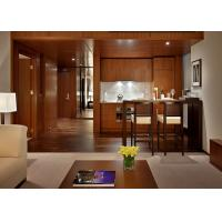Wholesale Contemporary Mahogany Panel Full Bedroom Custom Hotel Furniture Sets from china suppliers