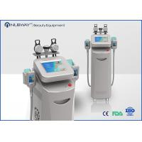 Wholesale 1800W RF cryolipolysis slimming machine 8.4Inch TFT Touch Screen from china suppliers