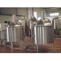 Wholesale 500L beer machine for craft beer production in microbrewery/brewpub/restaurant from china suppliers