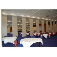 Wholesale Aluminium Sliding Track Commercial Movable Sound Proof Partitions Walls for Banquet Hall from china suppliers