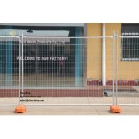 Wholesale AS4687-2007 portable fencing temporary construction fence temp security fencing from china suppliers