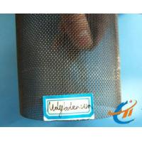 Wholesale Molybdenum Wire Mesh 6mesh to 400mesh, Plain and Twill, >2500℃ from china suppliers