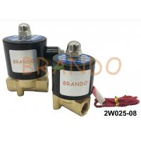 Wholesale 2/2 Way 2W025-08 Pneumatic Water Solenoid Valve Flange Type Supply OEM / ODM from china suppliers