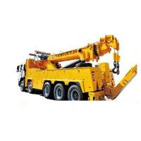 Buy cheap Durable Parking Violations Wrecker Tow Truck , 18 Ton Breakdown Truck from wholesalers