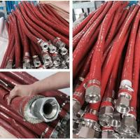 Wholesale Aerostyle Pyrojacket Silicone Fiberglass Fire Sleeves from china suppliers